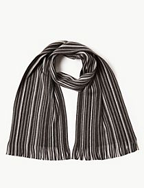 Striped Rochelle Scarf