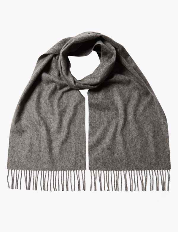 b53bc3d72 Pure Cashmere Wider Width Scarf