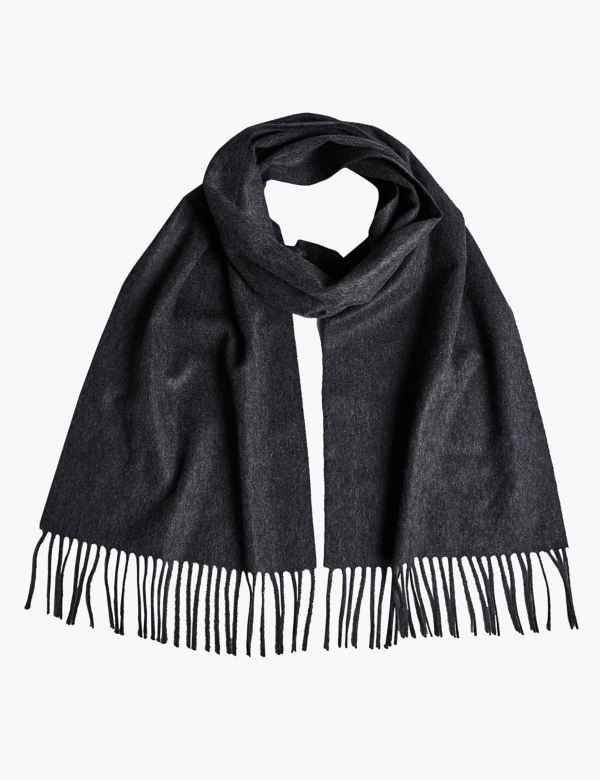 05ddebf6d8 Pure Cashmere Wider Width Scarf
