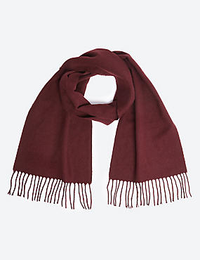Brushed Woven Scarf
