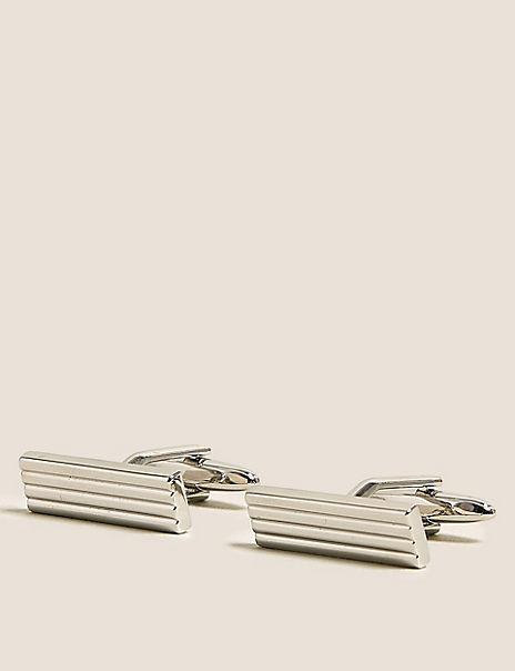Linear Bar Cufflinks