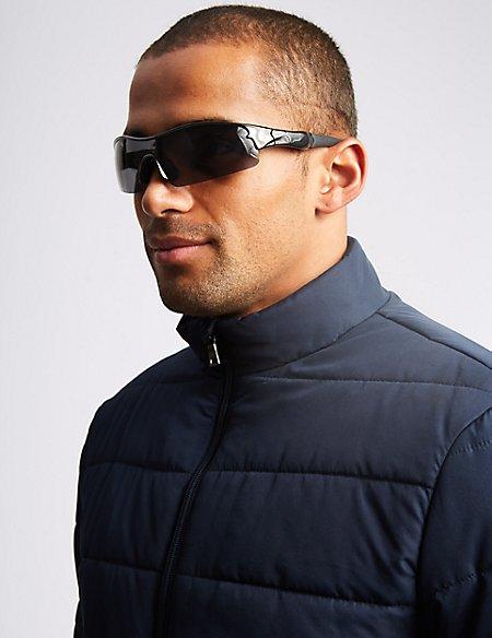Anti-Fog Sports Wrap Sunglasses