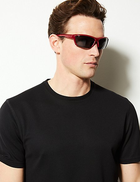 Sport Wrap Sunglasses