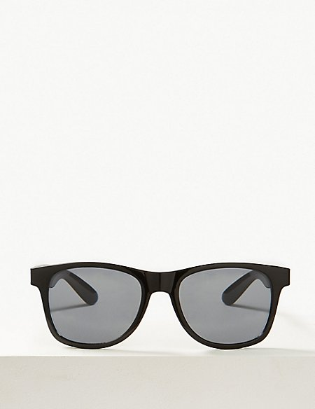 Large D Frame Sunglasses