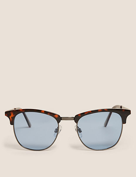 D Frame Polarised Sunglasses