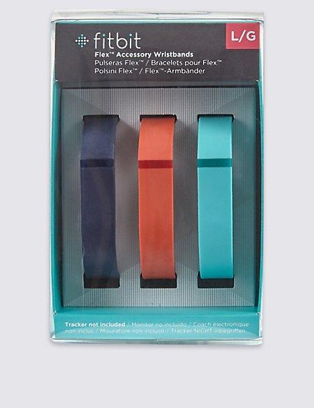 3 Pack Large Flex™ Bands