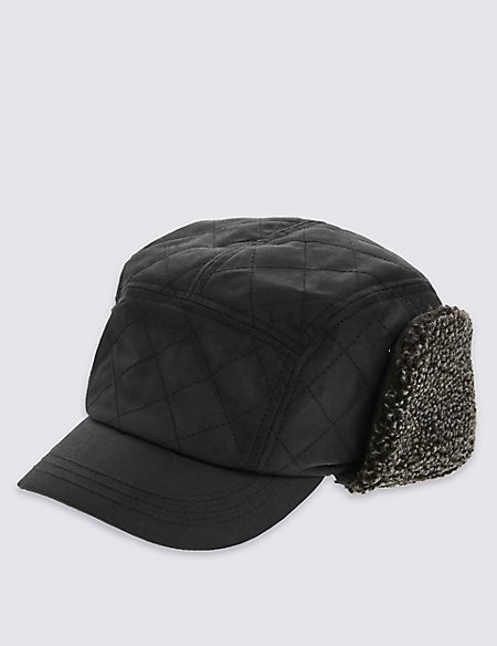 Pure Cotton Carpenter Hat with Stormwear™