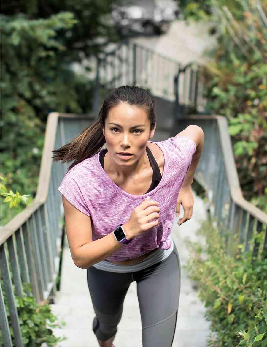 Fitbit Blaze Smart Fitness Watch Small Ms