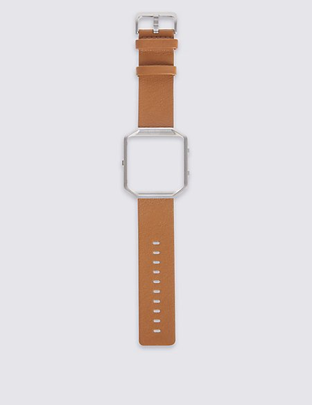 Fitbit Blaze Leather Band and Frame (Small)