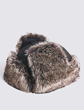 Pure Cotton Trapper Hat