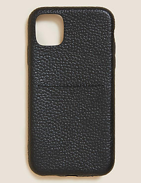 Leather iPhone 11 Case