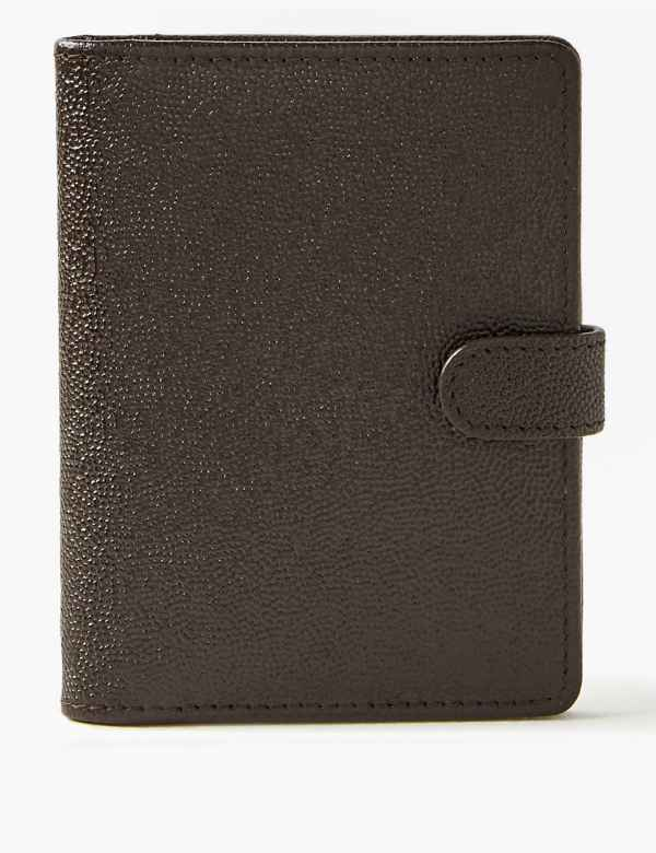 5a5612d2cbcfd Leather Bi-fold Wallet with Cardsafe™