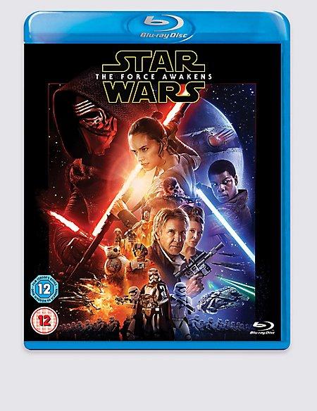 Star Wars™ The Force Awakens Blu-Ray & Bonus Disc