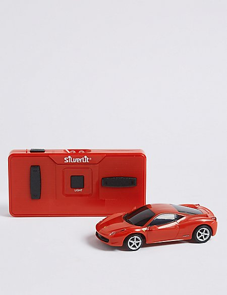 Ferrari Remote Control Car 1:50