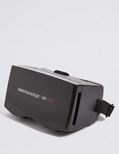 Mobile VR Headset
