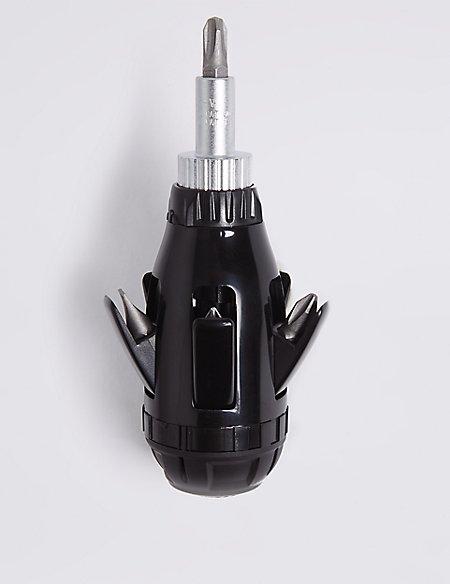 Multi Head Screwdriver