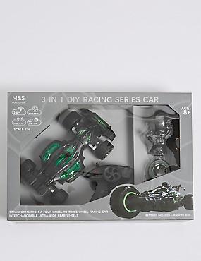 DIY 3 in 1 Racing Formula Car
