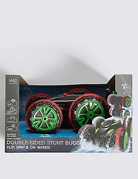 Double-sided Stunt Buggy, , catlanding
