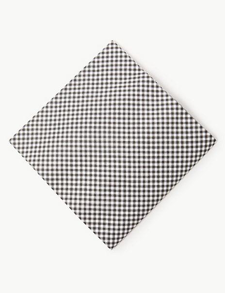 5 Pack Pure Cotton Printed Handkerchiefs