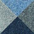 10 Pack Cool & Freshfeet™ Cotton Rich Socks, GREY MIX, swatch