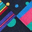 5 Pack Cool & Freshfeet™ Cotton Rich Socks, MULTI, swatch