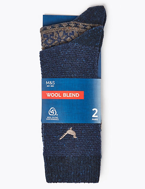 2 Pack Thermal Socks