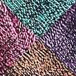 7 Pack Cool & Freshfeet™ Cotton Rich Socks, BLACK MIX, swatch
