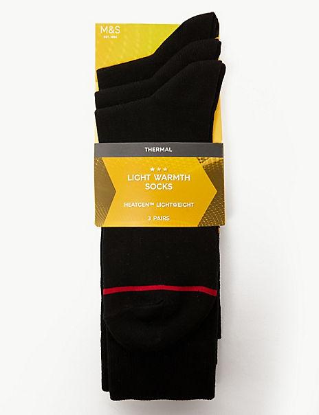 3 Pack Thermal Socks