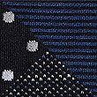 3 Pack Modal Blend Assorted Socks, BLUE MIX, swatch