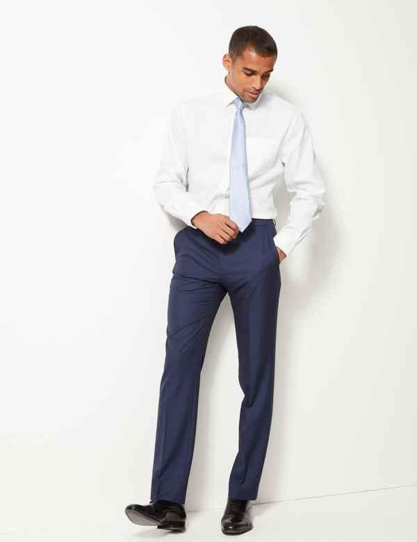cda49981d16 Pure Cotton Non-Iron Twill Shirt