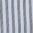 Pure Cotton Non-Iron Regular Fit Shirt, BLUE MIX, swatch