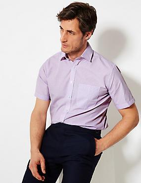 73aa23f4888 Pack de 2 camisas de corte sastre con algodón