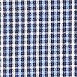 Cotton Blend Tailored Fit Shirt, NAVY MIX, swatch