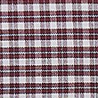 Cotton Blend Easy to Iron Slim Fit Shirt, BURGUNDY MIX, swatch