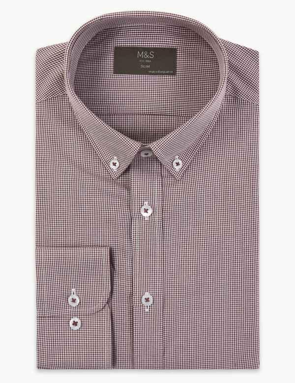 Marks & Spencer Mens Grey Silk Tie Wide Fit Necktie Krawatten & Fliegen