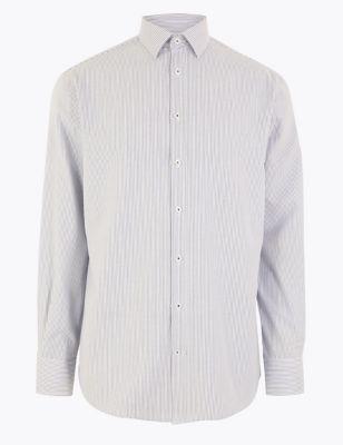Regular Fit Easy Iron Shirt