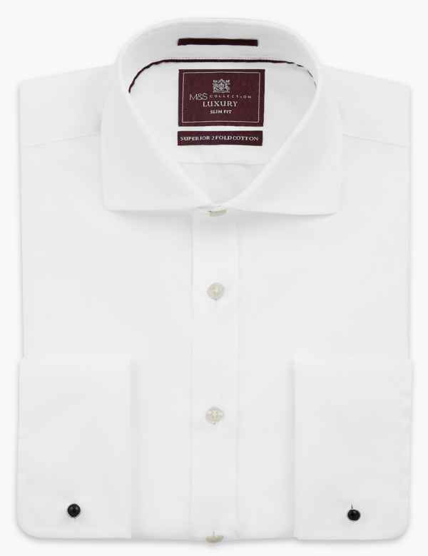 Mens Formal Shirts M S