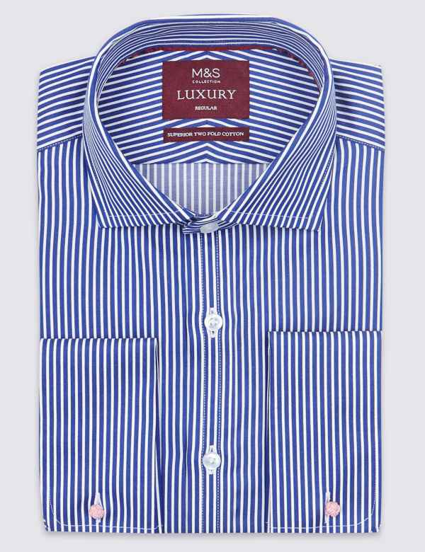 1364473c3a2 Pure Cotton Regular Fit Shirt. Big   tall sizes available