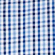 Pure Cotton Tailored Fit Oxford Shirt, BLUE MIX, swatch