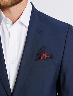 The Poppy Collection® Silk Pocket Square