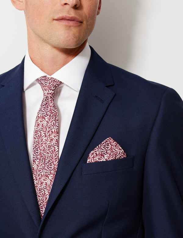 6d40d921716f Pure Cotton Printed Pocket Square
