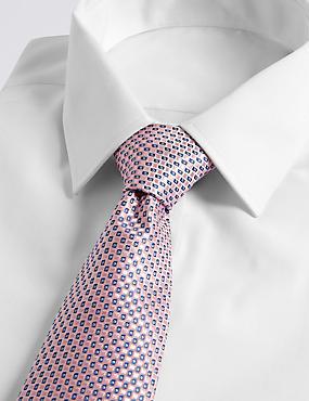 Micro Geometric Tie