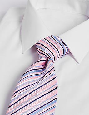 Striped Multi Colour Tie