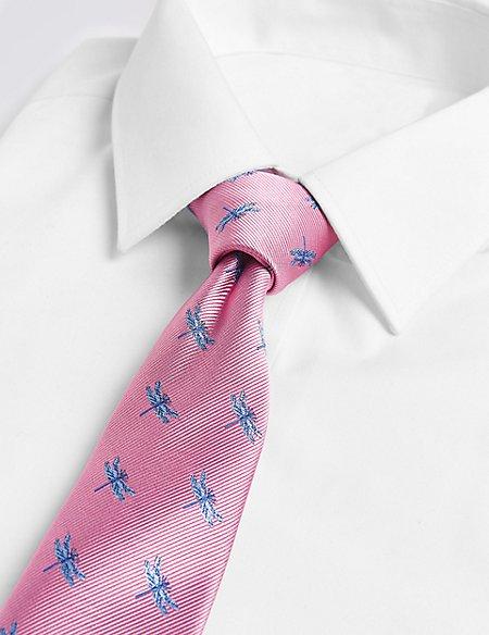 Dragonfly Design Tie