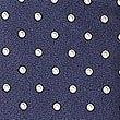 Outline Spot Tie, NAVY MIX, swatch