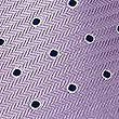 Outline Spot Tie, LILAC MIX, swatch