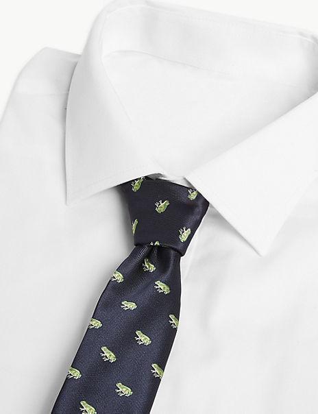 Skinny Frog Tie