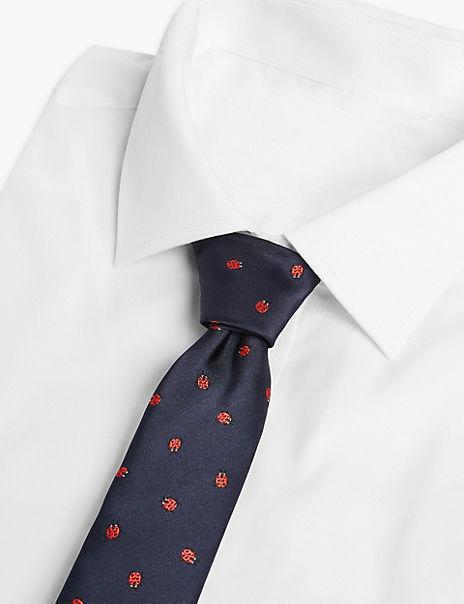 Skinny Ladybird Tie