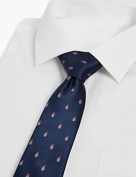 Skinny Beetle Tie