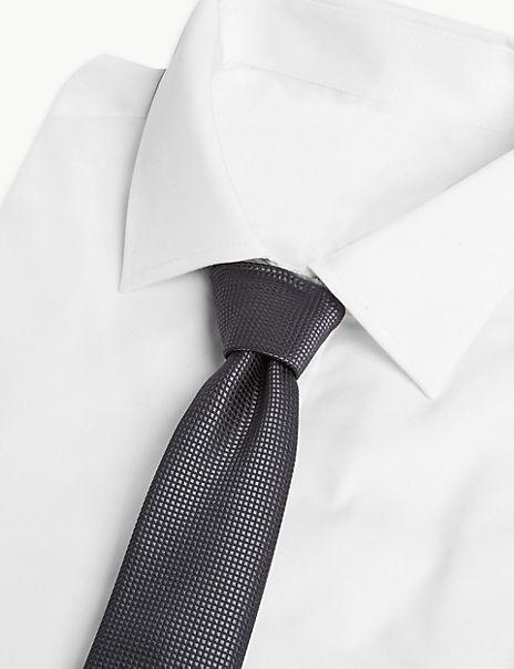 Skinny Textured Tie